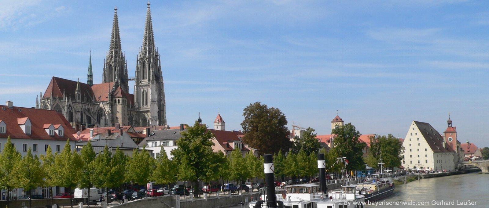 ausflugsziele-oberpfalz-regensburg-sehenswürdigkeiten-bayern