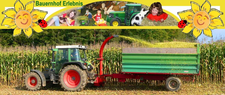 Familien Erlebnis Bauernhof