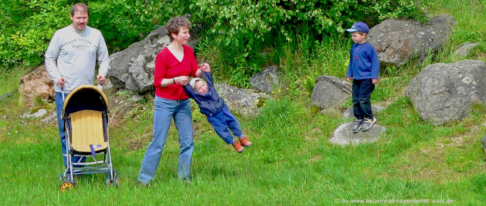 Bayerischer Wald günstiger Familienurlaub in Bayern