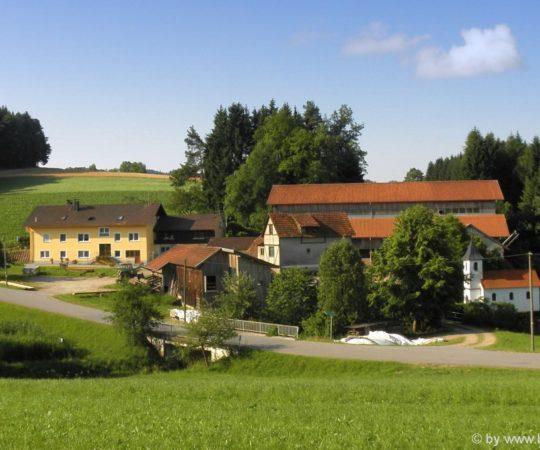 Bayerischer Wald Familienbauernhof in Deutschland
