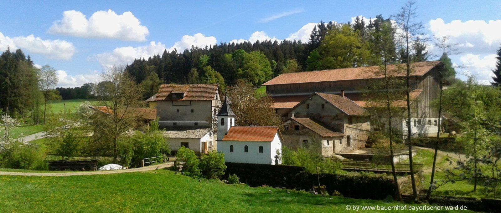 Kinder und Familien Reiturlaub auf dem Bauernhof in Bayern