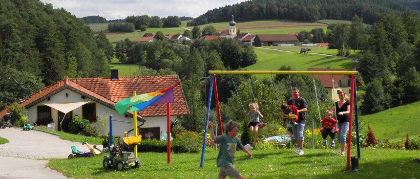 günstige Familienferien am Bauernhof in Deutschland Familienreisen