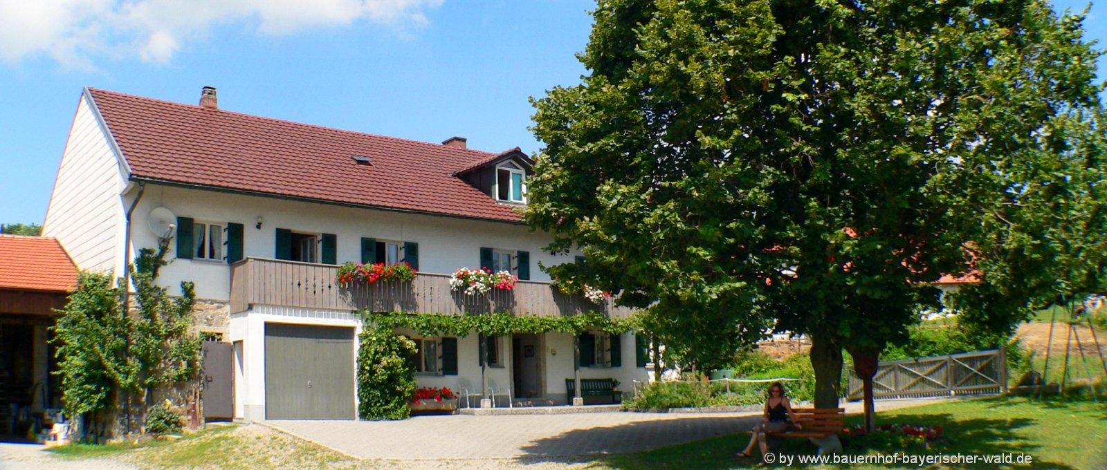 Gesundheitsurlaub am Gesundheitshof im Bayerischen Wald