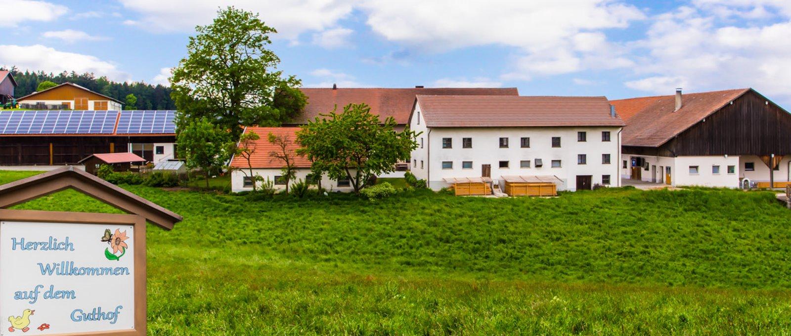 Bauernhof Ferien für Kinder Familienferien Bayerischer Wald