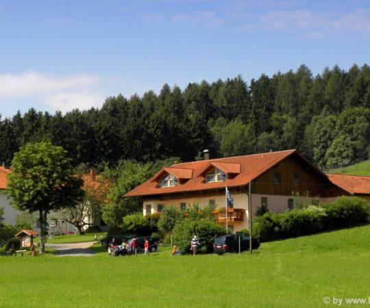 Kindererlebnisurlaub in Bayern am Bauernhof Steinmühle