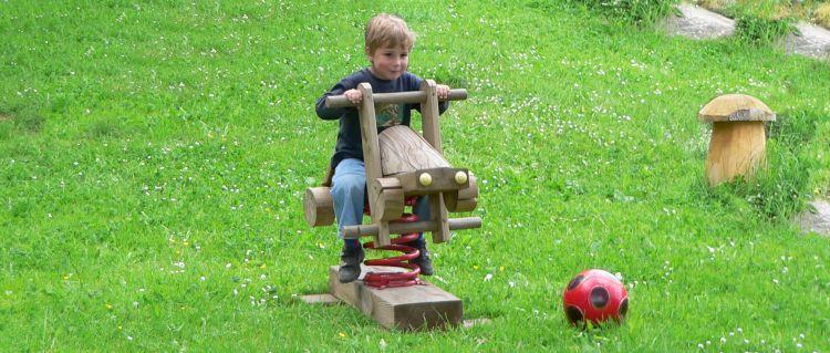 Ferien Urlaub mit Kindern in Deutschland Bauernhof reisen nach Bayern